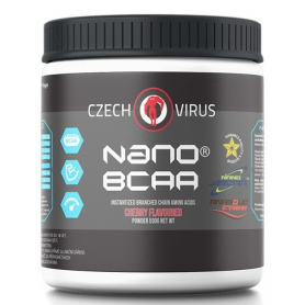 Czech Virus - Nano BCAA 500 g