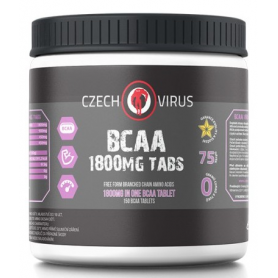 Czech Virus - BCAA 1800 150 tabliet