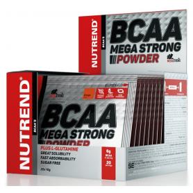 Nutrend - BCAA Mega Strong Powder 200 g