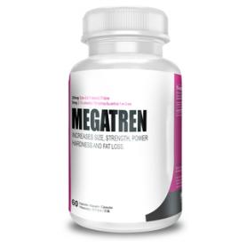 German Pharmaceuticals - Megatren 60cps