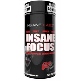 Insane Labz - Insane Focus 120 caps