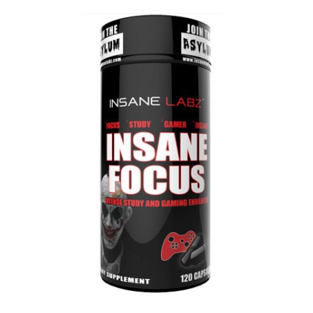 Insane Labz - Insane Focus 120 caps