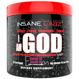 Insane Labz - I Am God 291g