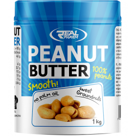 Real Pharm -Peanut Butter 1000g
