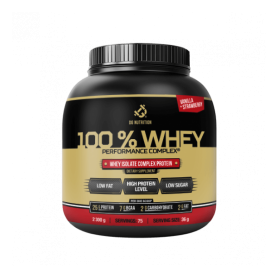 DG Nutrition - 100% WHEY Performance Complex 2250g