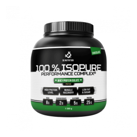 DG Nutrition - 100 % ISOPURE PERFORMANCE COMPLEX 900g