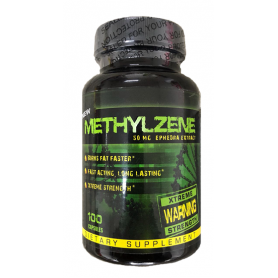 Methylzene 100 kapsúl - Hard Rock Supplements