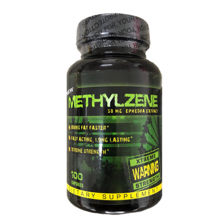 Methylzene 100 kapsúl - Hard Rock Supplements