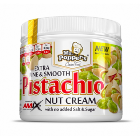 Mr.Poppers - Pistachio nut cream 300 g