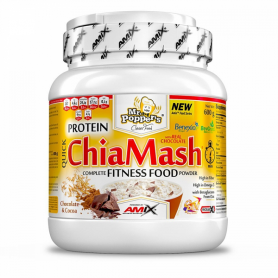 Amix Mr Poppers Protein - ChiaMash 600 g