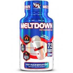 Vpx Sports - Meltdown 72 kapsúl
