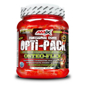 Amix OptiPack OsteoFlex Bez príchute 30 sáčkov