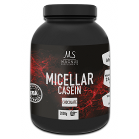 Magnus Supplements - 100% MICELLAR CASEIN 2000g