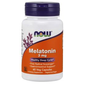 Now - Melatonin 60 kapsúl