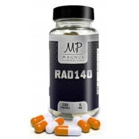 RAD-140 (Testolone) -Magnus Pharmaceuticals (100tabs x 5mg)