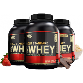 Optimum Nutrition - 100% Whey Gold Standard 2270g