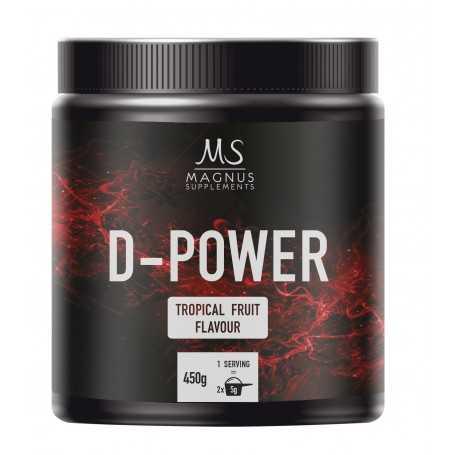 Magnus Supplements - D-Power 450g