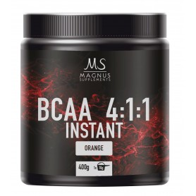 Magnus Supplements - BCAA 4:1:1 Instant 400g