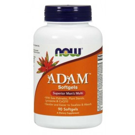 NOW Foods - Adam Multiple Vitamin Softgels 90 kapsúl