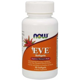 NOW Foods - Eve Multiple Vitamin Softgels 90 kapsúl