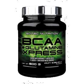 Scitec Nutrition - BCAA + Glutamine Xpress 600 g