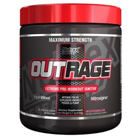 Nutrex Outrage 144 g