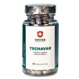 SWISS pharma TRENAVAR 80 tabliet