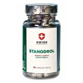 SWISS pharma STANODROL 80 tabliet