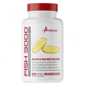 Metabolic Nutrition - Fish 3000 180 kapsúl