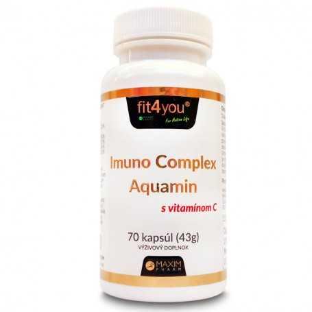 Fit4you - Imuno Complex Aquamin 70 kapsúl