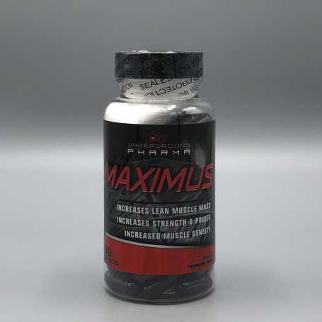 Underground Pharma - Maximus 90 kapsúl
