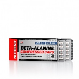 Nutrend Beta-Alanine 90 tabliet