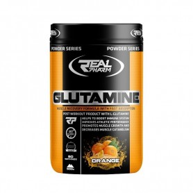 Real Pharm - Glutamine 500g