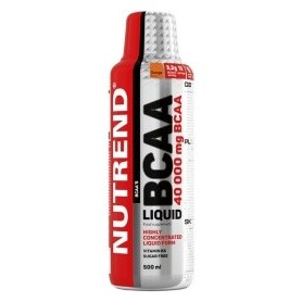 Nutrend BCAA Liquid 40000 500 ml