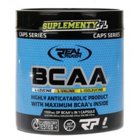 Real Pharm BCAA 150 caps.